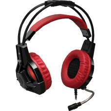 Defender Lester black and red cable 2.2 m Gaming headset