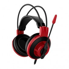 MSI DS501 Wired Black-Red Gaming Headphone