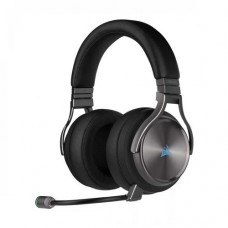 Corsair Virtuoso RGB Wireless  SE Black Gaming Headphone-Gunmetal  CA-9011180-NA