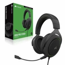 Corsair HS50 Pro Stereo 3.5mm Gaming Headphone (Green) CA-9011216