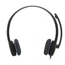 Logitech H151 Black  Single Port Headphone