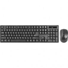 Defender C-915 RU black full-sized Keyboard & Mouse (Combo)
