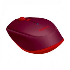 LOGITECH M337 RED BLUETOOTH MOUSE