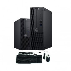 Dell Optiplex 3060-Core i5-8th Gen-4 GB DDR4-1 TB HDD   (Brand PC)