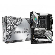 ASROCK B550 STEEL LEGEND AMD B550 Chipset Motherboard