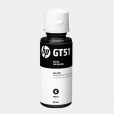 HP GT51 BLACK ORGINAL INK BOTTLE