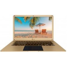 I Life Zed Air Ultra-Intel Duel Core-2 GB-HD (Gold)