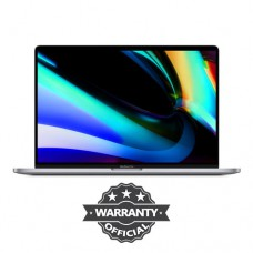 Apple Macbook Pro 2019 16-inch Retina Display with Touch Bar Core i9-2.3GHz 16GB Ram 1TB SSD Radeon Pro 4GB Graphics, Gray (MVVK2)